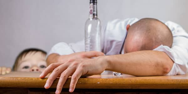 Impact of heavy drinking on others revealed
