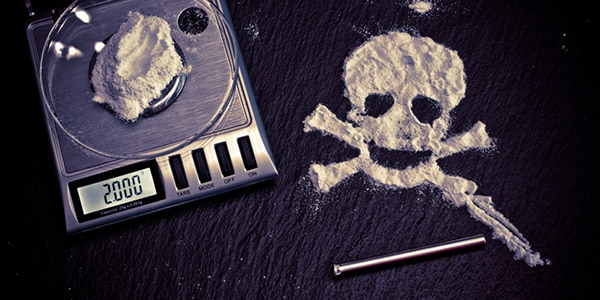 Cocaine use is fourth highest rate globally