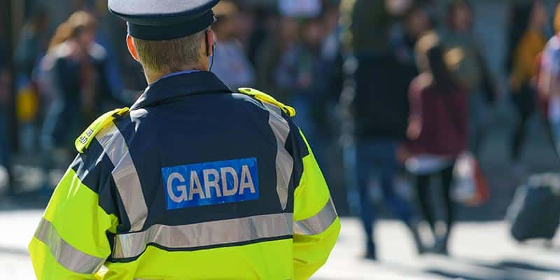 Big increases in recorded drug crime outside Dublin