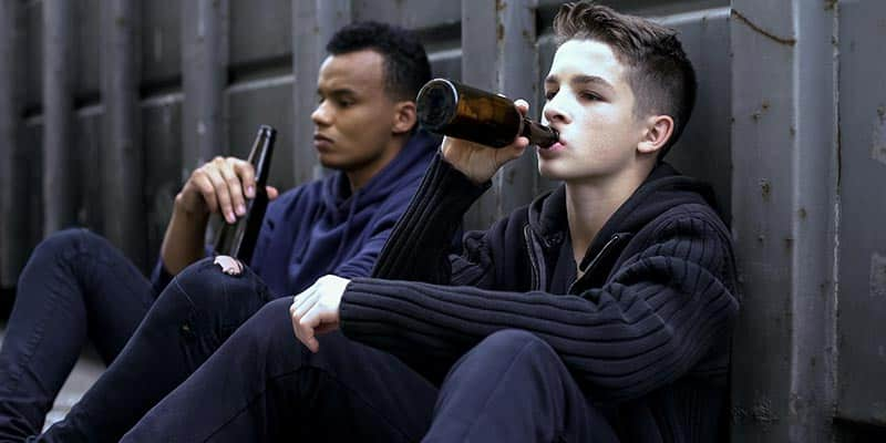 Ireland tackles its teenage drink and drugs crisis