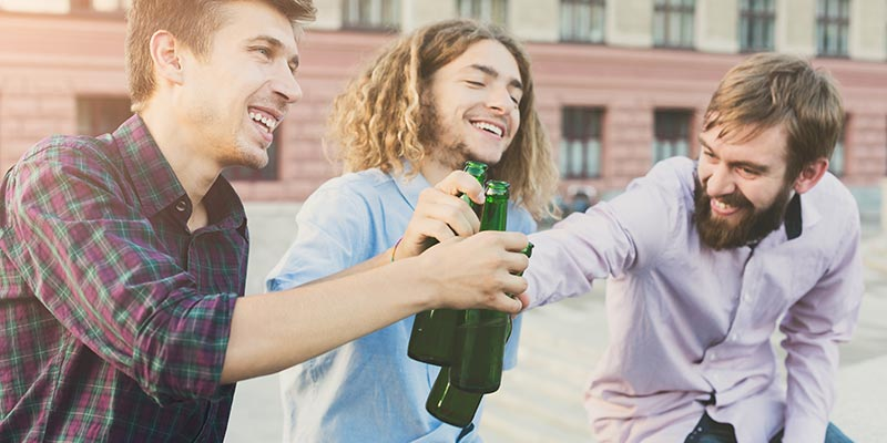 Fines for street drinkers flouting social distancing rules