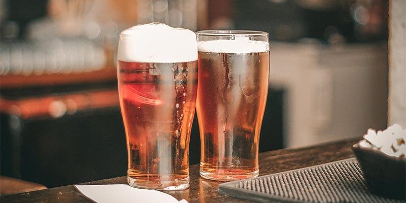 Ireland's rate of alcohol consumption ninth highest in the world