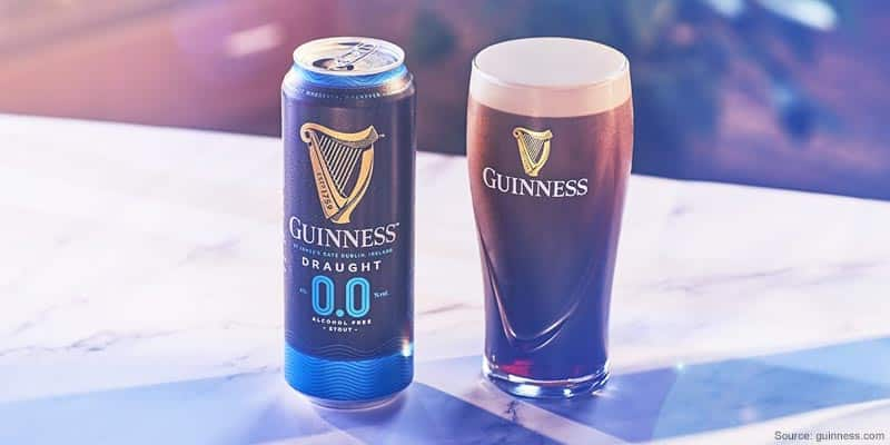 Alcohol-free Guinness set to hit the shelves in Ireland